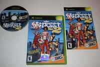 NBA Street Volume 2 Microsoft Xbox Video Game Complete