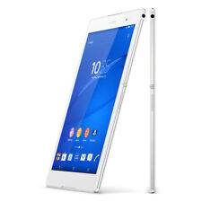 Sony Z3 Compact 16GB, Wi-Fi, 8in - White - Tablet - 8MP Camera - 1920 x 1200