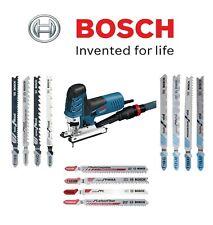 BOSCH Jigsaw Blade SHOP (For: Bosch GST 150 CE Saw) (COMPLETE Range of Blades)