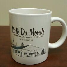 Cafe Du Monde Original French Market Coffee Shop Mug New Orleans LA