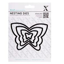 Docrafts X-Cut Dies - Papillons 4 Pièces Découpe Papercrafting