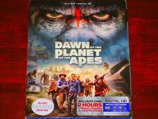 Dawn of The Planet of The Apes - Science Fiction Film on Blu-Ray (2014)