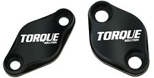 Air Pump Delete Plate Set: Fits Subaru by Torque Solution