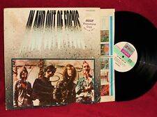 LP FOCUS IN AND OUT OF FOCUS 1970 SIRE / LONDON ORIG PRESS VG++ PROG ROCK PROMO