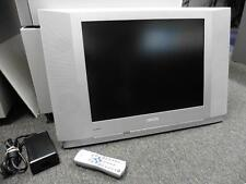 """Philips 20Pf9925/17S 20"""" Tv With Remote Control And Power Adapter Bundle"""