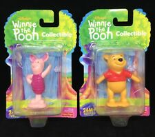 Disney Winnie the Pooh collectible action figures Piglet & Pooh 24m+ toddler NEW