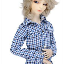 "Dandy Shirt Black Dollmore  1//3 BJD 22/"" doll clothes   SD SIZE"