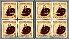2x CANADA 1965 CANADIAN WINSTON CHURCHILL FV FACE 40 CENT MNH STAMP BLOCK LOT
