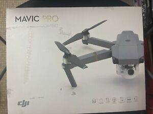 DJI Mavic Pro Drone Fly More Combo Kit - Grey