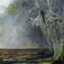 AUTUMN - SUMMER'S END  CD  11 TRACKS HARD 'N' HEAVY/SYMPHONIC GOTHIC METAL  NEU