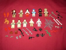 LEGO Indiana Jones Minifigures Lot,Raiders of the Ark  Lot,Weapons ,11 Figures