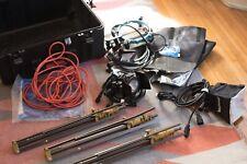 3 Light Lowel Kit - Compact Professional -  1Tota 2 Pro - CHIMERA SOFT BOX wCASE