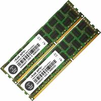 Memory Ram Upgrade for 4 Dell PowerEdge Desktop R410 T410 Servers Only 2 x GB