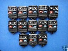 OEM Factory SABLE TAURUS Keyless Remote Keyfob F87B 15K601 BB GQ43VT11T
