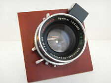 Schneider Symmar Convertible 300mm f5.6 500mm f12 Sinar Linhof Tachihara 8x10