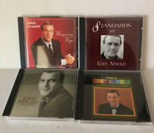 Lot of 5 Total Eddy Arnold CD's