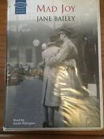 MAD JOY Jane Bailey SOUNDINGS AUDIO BOOK CASSETTE TAPE VINTAGE