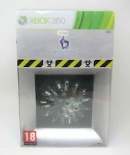 Resident evil 6 collector's edition xbox360 limited edition game new never used