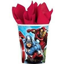 The Avengers / Marvel Avengers Party Paper Cups 8pk 266ml (9oz)