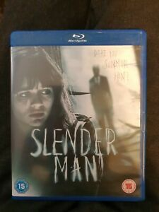 Slender Man Blu-Ray Disc