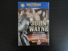 John Wayne - Collectors Choice Double Feature (DVD, 1999, 2-Disc Set) Brand New
