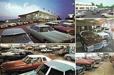 Photo. ca 1975. Pittsburgh, PA. Samson Cadillac Auto Dealership