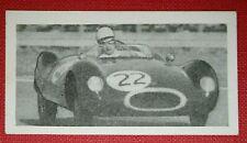 COOPER CLIMAX  Racing Car   Original 1950's Photo Card