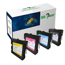 Set of 4 Ink Cartridge For Ricoh GC31 GEX5050N GXE5500 GXE5550N GXE7700