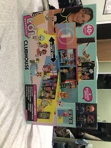 """LOL SURPRISE CLUB HOUSE """"IN HAND!""""NEW AND SEALED"""
