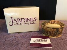 Martin Perry Studios Harmony Ball Jardinia Tally Ho w/Box & Flyer 2003 Retired