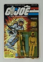 GI Joe Snow Job 1983 action figure
