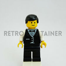 LEGO Minifigures - 1x wtr002 - Waiter - Omino Minifig Chef 6376 9247 9322 10037