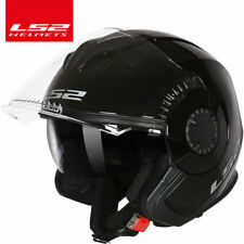 LS2 OF570 Motorcycle Helmet Locomotive Retro Autobike 3/4 Open Face Half Helmet