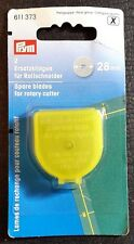 NEW Prym Spare Blades for Rotary Cutter 28mm - 2 Pack