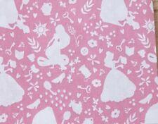 Pack of 5 NEW 100/% Cotton Fat Quarters Disney Princess