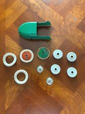MECCANO CONSTRUCTOR CAR NO. 1 AND NO. 2 PARTS ...11 items in this auction
