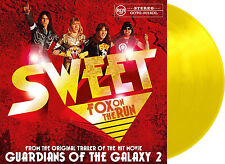 "SWEET 12"" Fox On The Run RX RECORD STORE DAY 2017 YELLOW Vinyl 45 Rpm Audiophile"