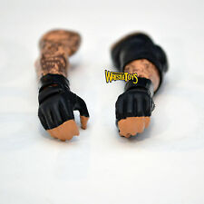 WWE Undertaker Arm Tattoo Wrestling Action Figure Custom Fodder SmackDown Mattel