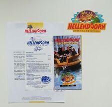 Freizeitpark Hellendoorn - Prospektmaterial - 1997
