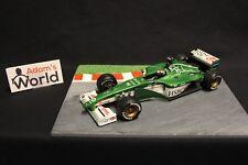 Hot Wheels Jaguar Racing R1 2000 1:18 #7 Eddie Irvine (GBR) (F1NB)