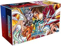 ★ Saint Seiya Omega ★ Intégrale - Edition Limitée (Coffret 18 DVD + Figurine)