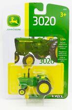 2018 ERTL 1:64 JOHN DEERE Model 3020 *WIDE FRONT* Tractor *NIP*