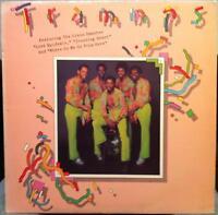 Trammps - S/T LP VG+ KZ 33163 Vinyl 1974 Record