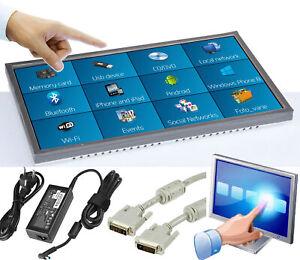 "FHD 24 "" 24in 1920x1080 Open Frame Novomatic 9 10/12ft Touchscreen Slot Machine"