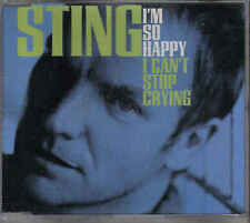Sting-Im So Happy Promo cd single