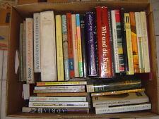 Große Kiste Bücher, Bananenkiste, für Leseratten ca. 33 Stück, 20