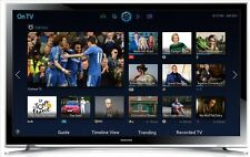 Samsung Fernseher mit DVB-S2 Empfänger