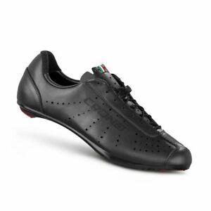 CRONO CV1 Classic Vintage Style L'Eroica Cycling Shoes Carbon Composite - Black