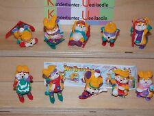 Komplettsatz   Ski Bunnies   Frankreich/EU  1998  Komplettsatz mit   BPZ