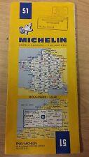 51: Bologne- Lille: Michelin Map (M14)